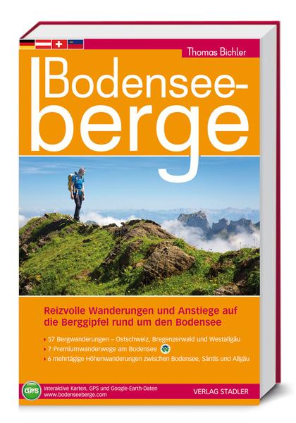 Berge Um Freiburg Karte.Bodenseeberge Verlag Stadler Und Thomas Bichler